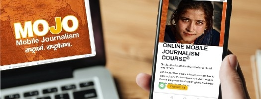 ONLINE MOBILE JOURNALISM COURSE